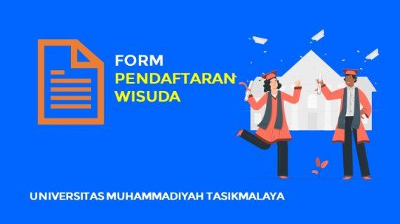 Pendaftaran Peserta Wisuda Tahun 2020 Ke 2