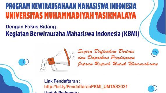 Program Kewirausahaan Mahasiswa Indonesia (PKMI) 2021